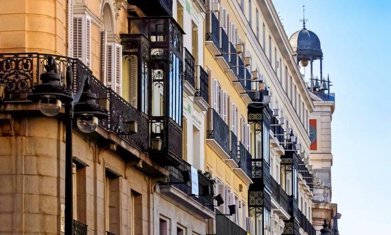 alquiler de pisos en Madrid