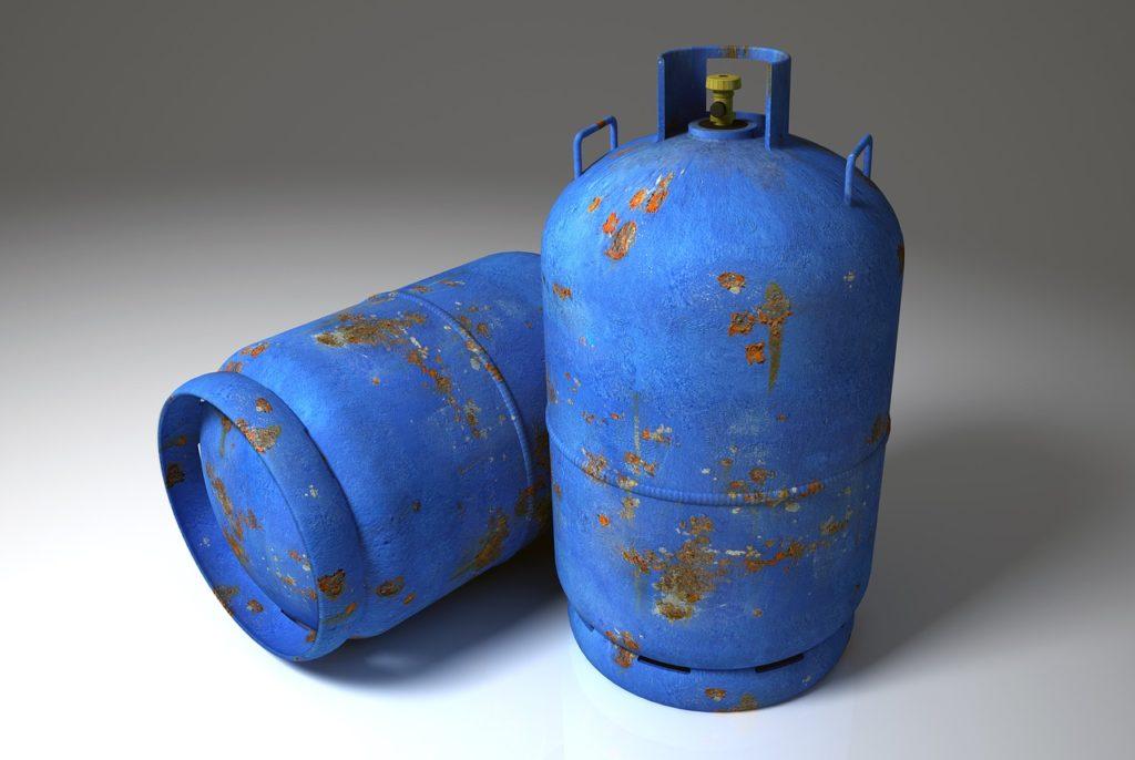 La revisión gas butano debe hacerse una vez da cinco años