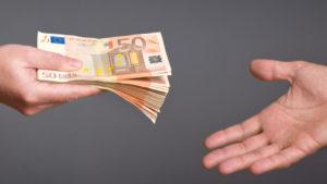 Con el alquiler sin seguro de impago, la renta mensual no está garantizada